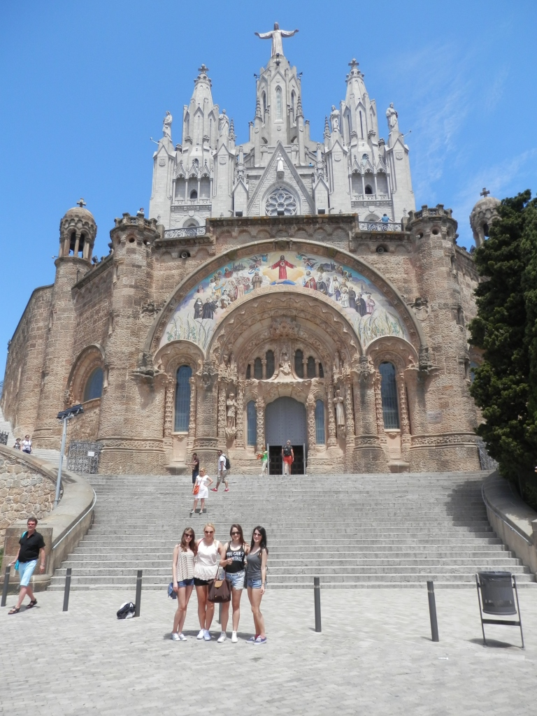 Top of Tibidabo
