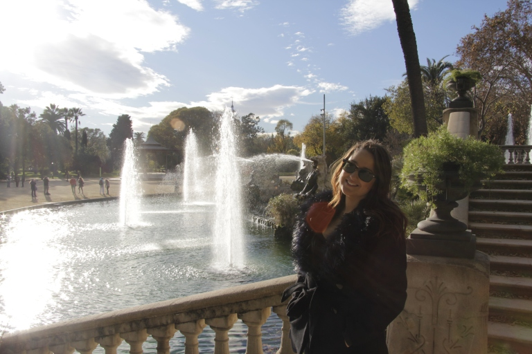 Parc de la Ciutadella in December